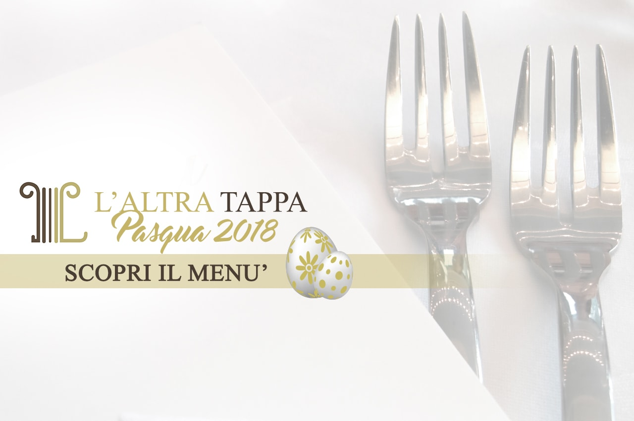 L'altra tappa - Scopri il menu