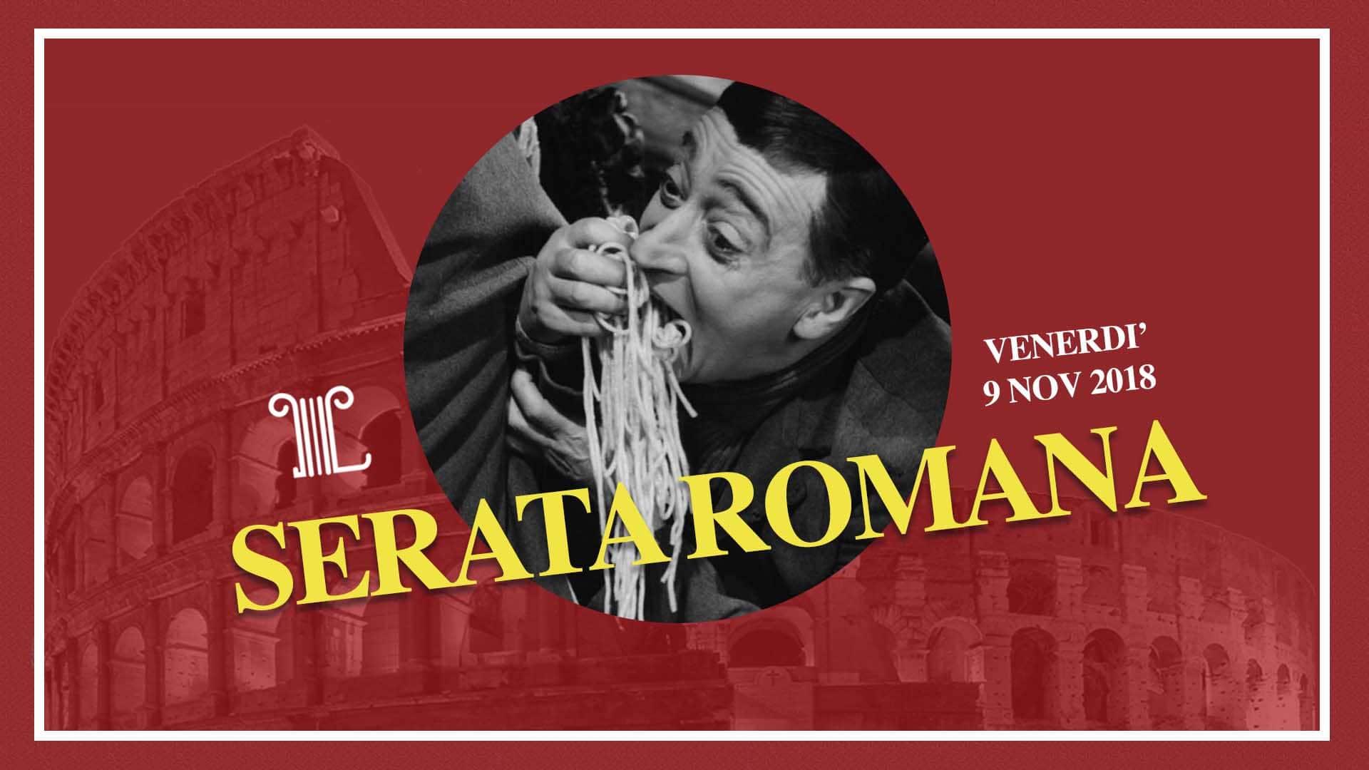 L'altra tappa - Serata ROMANA evento WEB NOVEMBRE