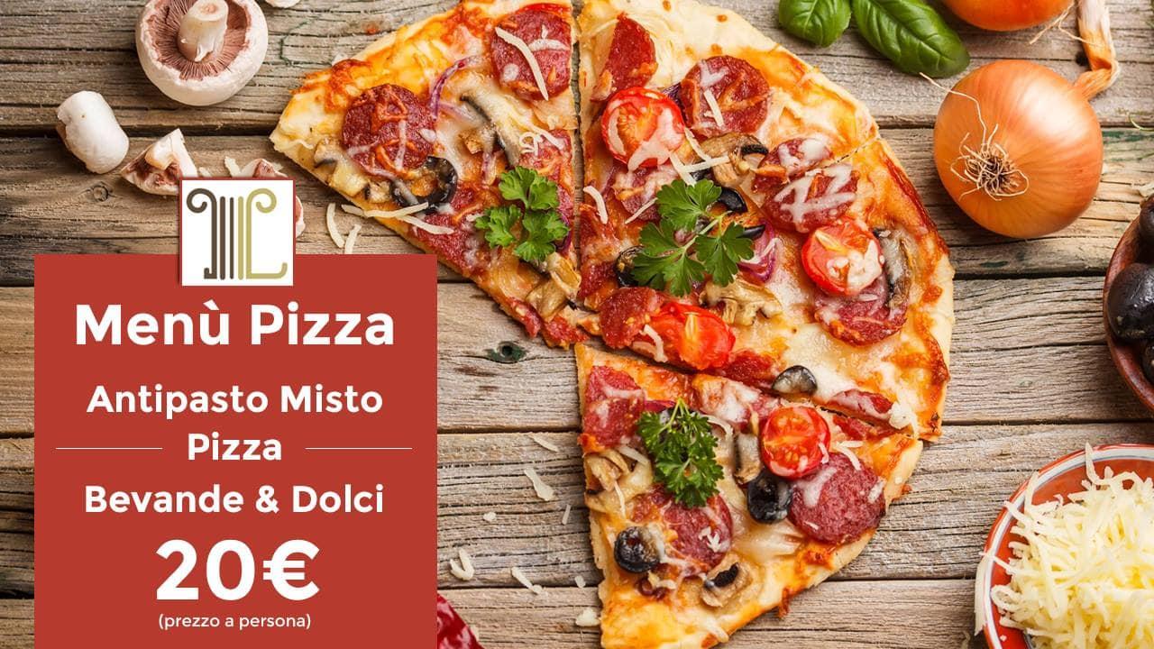 7su7 Pizza menu
