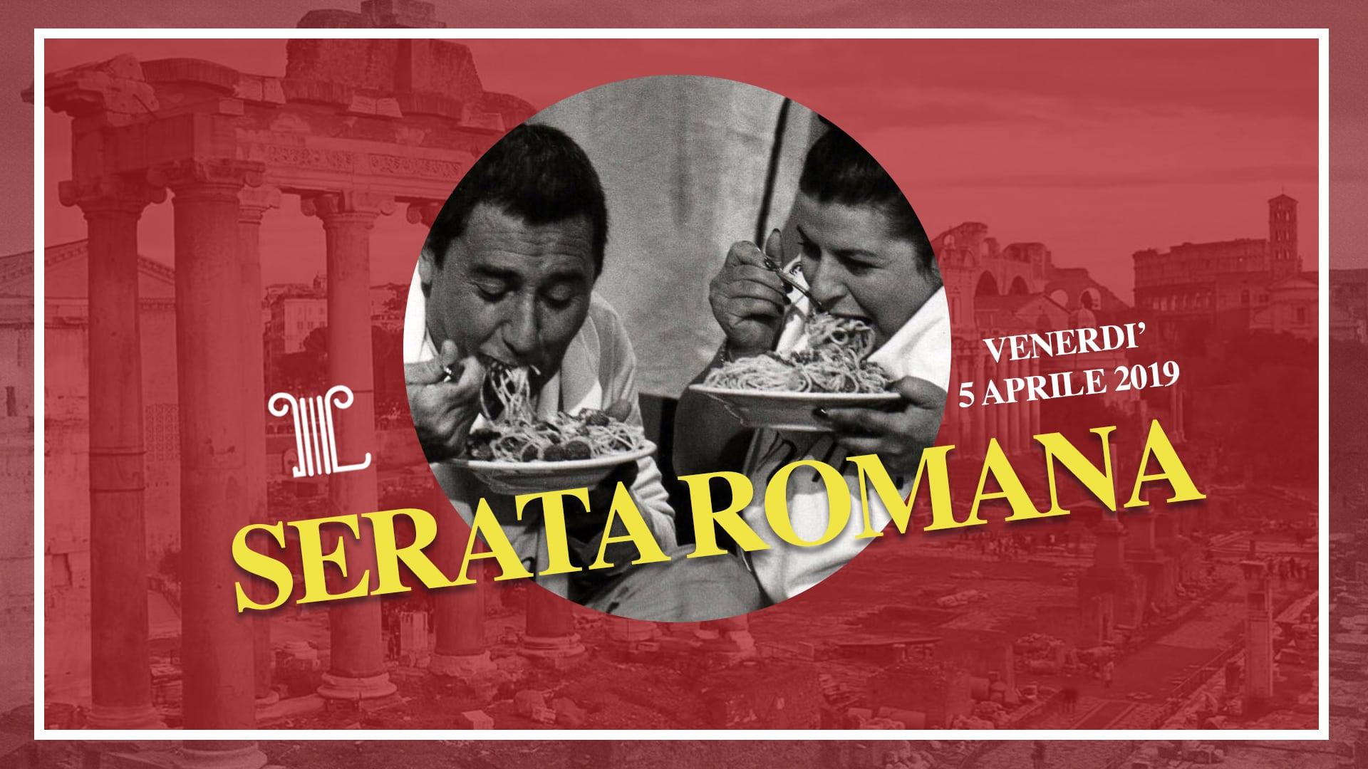 L'altra tappa - Serata ROMANA evento