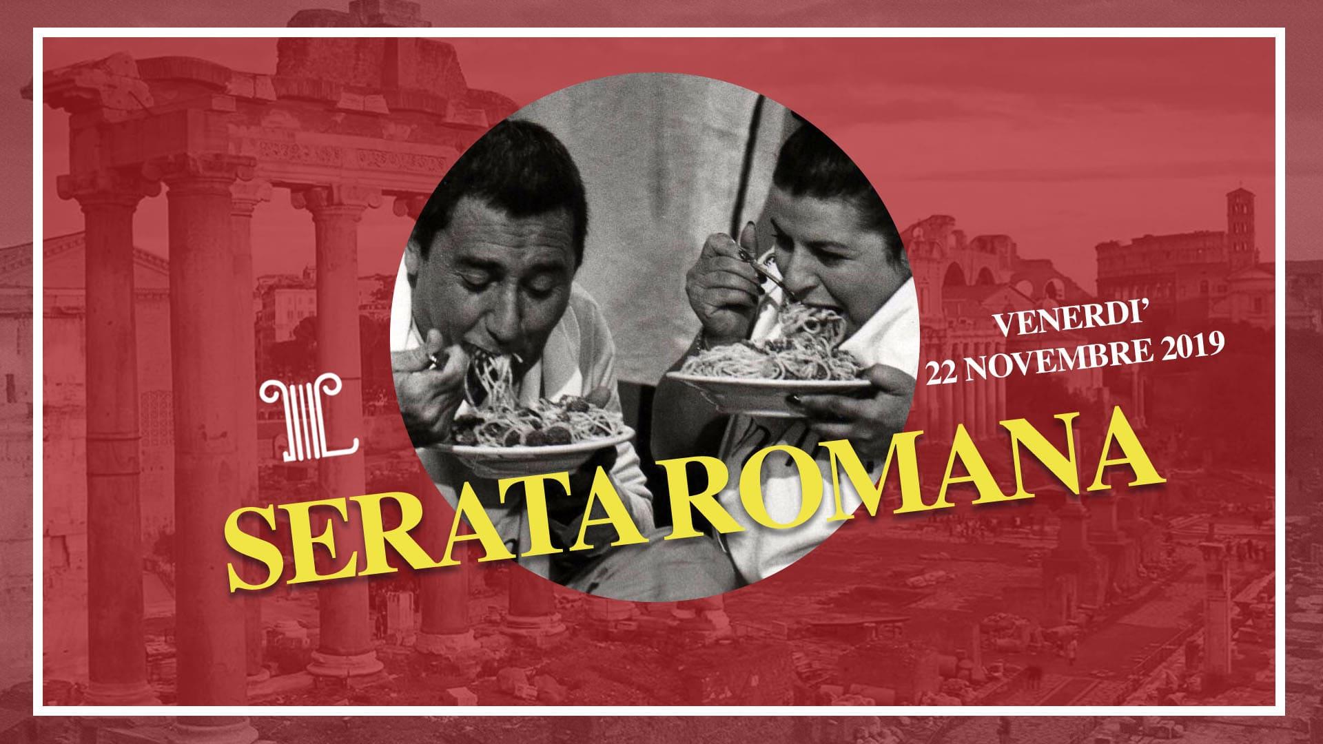 L'altra tappa - Serata romana evento 22 Novembre